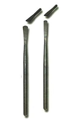 Escalpelo-cincel redondeado acero 10 x 13 mm