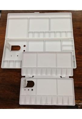 Caja paleta plástico.Dos tamaños