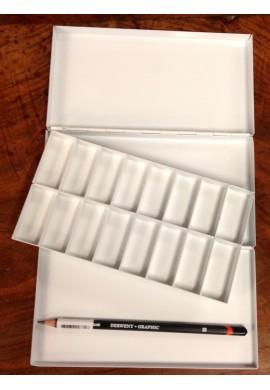 Caja paleta metálica