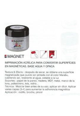 Pintura magnética Marabú