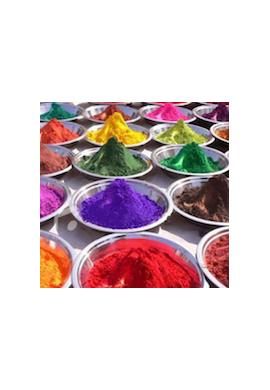 Pigmentos colores