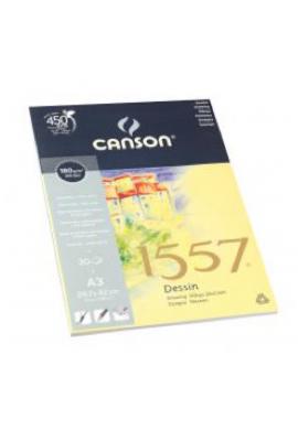 Canson 1557 dibujo 120 grs.