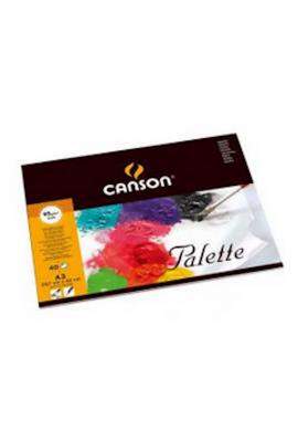 Paleta Canson hojas papel
