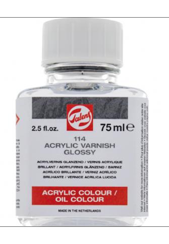 Barniz óleo/acrílico brillante 75 ml TALENS