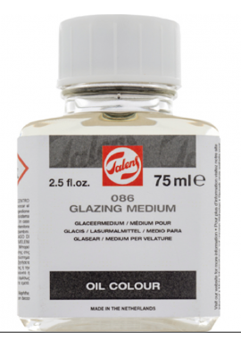 Glazing medium (Veladuras).