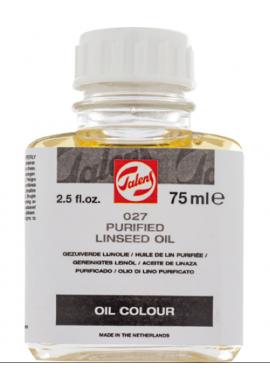 Aceite linaza purificado