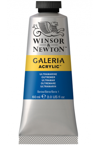 Tubo 60 ml Acrílico W&N GALERÍA