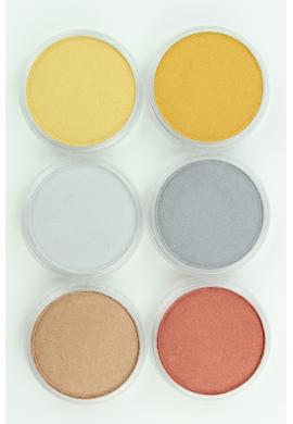 Panpastel colores metálicos