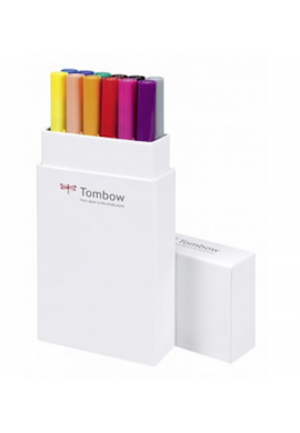 Tombow set 12 colores