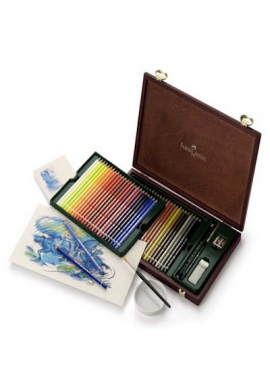 Faber madera 48 lápices acuarelables