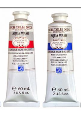Tinta Charbonell Aqua wash al agua.