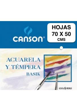 Hojas papel Basik 370 grs