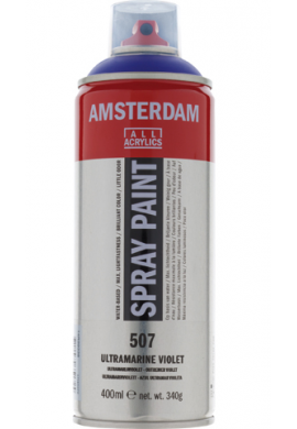 Spray paint Amsterdam