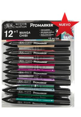 Promarker Manga Chibi