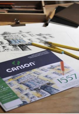 Rollo papel dibujo Canson 200 grs