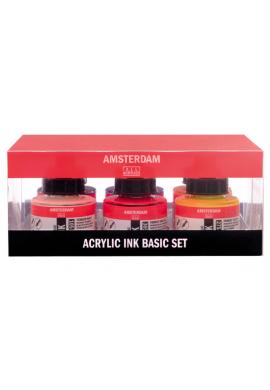 Set tintas acrílico Amsterdam