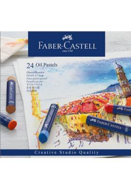Pastel al óleo Faber 24