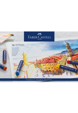 Pastel al óleo Faber 3
