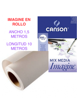 Rollo papel Imagine 200 grs