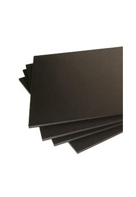 Cartón pluma negro 5 mm