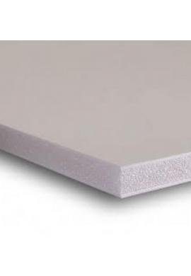 Cartón pluma blanco 70 x 50 10 mm.
