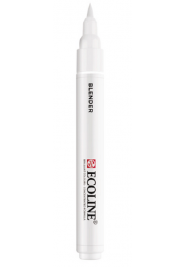 Ecoline brush pen blender