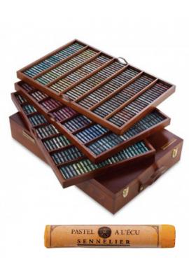 Caja de madera Senellier 525 pasteles