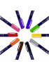 Fudenosuke rotulador colores