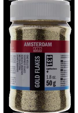 Copos purpurina oro Amsterdam