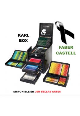 KARL BOX FABER CASTELL