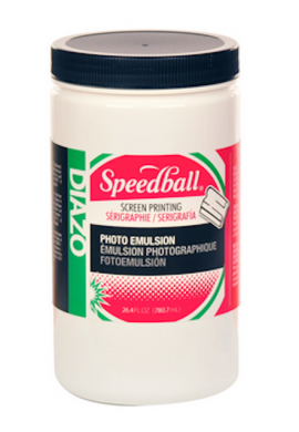 Emulsión fotosensible Speedball pack