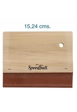 Rasqueta serigrafia Speedball (raclette)