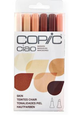 Nuevos Set Copic Ciao 6 colores