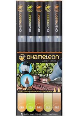 CHAMALEON SET 5 BASICOS