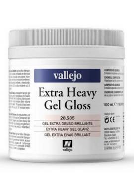 Gel extra denso brillante 500 ml VALLEJO