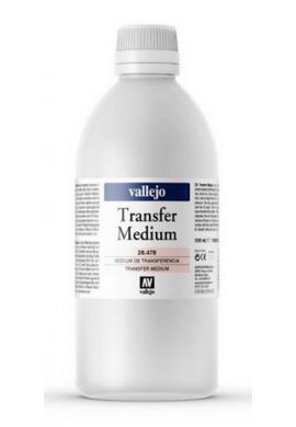 Vallejo medium transfer