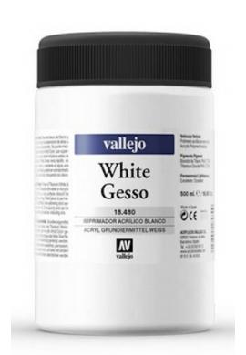 Vallejo gesso profesional blanco 750 ml