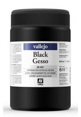 Imprimación universal gesso negro 500 ml