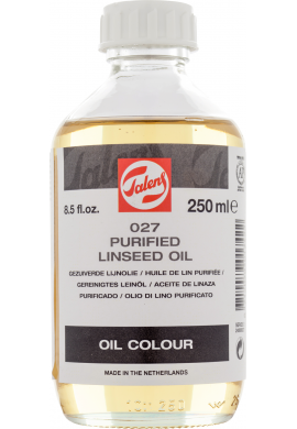Aceite linaza purificado Talens 250 ml