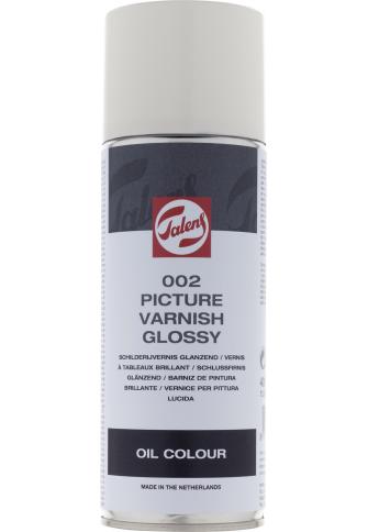 Spray barniz óleo brillante 400 ml
