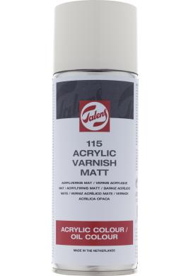 Spray barniz óleo/acrílico mate 400 ml