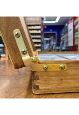 Caja madera interior de zinc.Desde 34,70 euros
