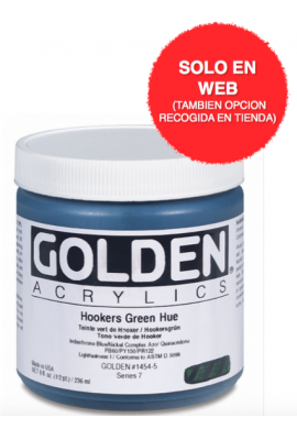 Heavy body GOLDEN 236 ml.