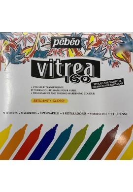 Pack rotulador cristal Vitrea 160