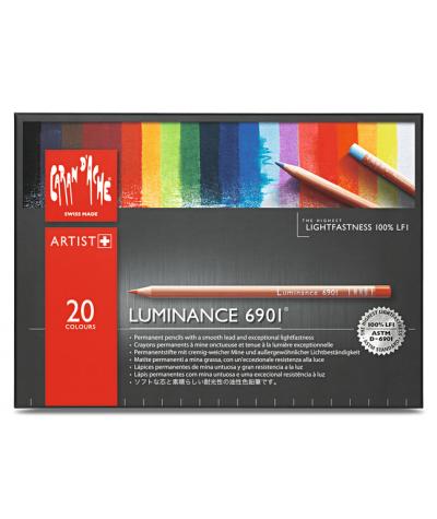 Caja lápices Luminance 20...