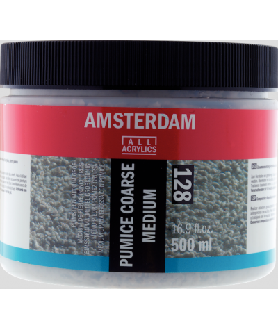 Gel piedra pómez gruesa Amsterdam