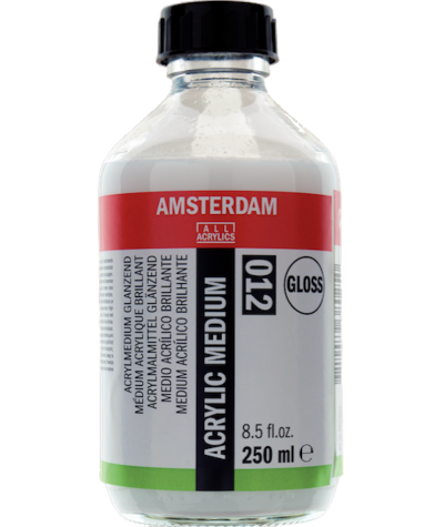 Medium acrílico Amsterdam brillante