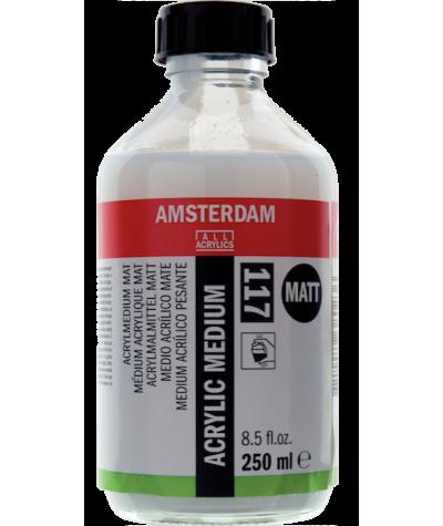 Medium acrílico mate 250 ml