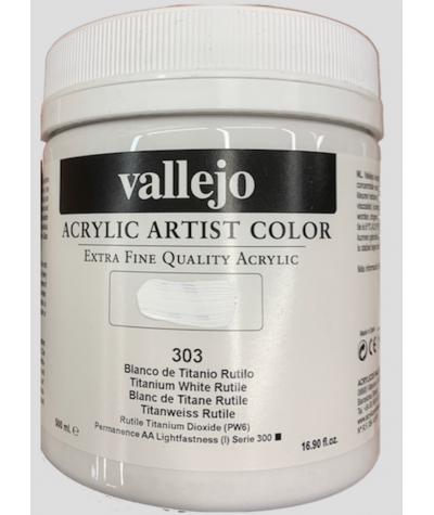 Vallejo artist blanco