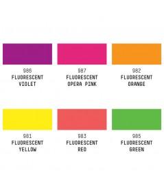 Colores témpera acrílica Liquitex fluorescentes